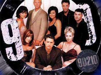 Беверли Хиллз 90210 / Beverly Hills 90210 (9 сезон) 1998-1999 / DVDRip
