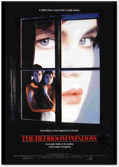 Окно спальни / The Bedroom Window (1987) DVDRip