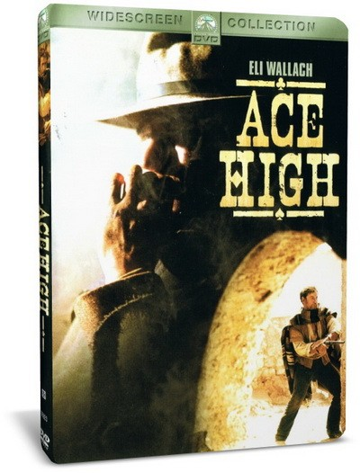 Козырной туз / Ace High / I Quattro dell'Ave Maria (1968) DVD9+DVDRip