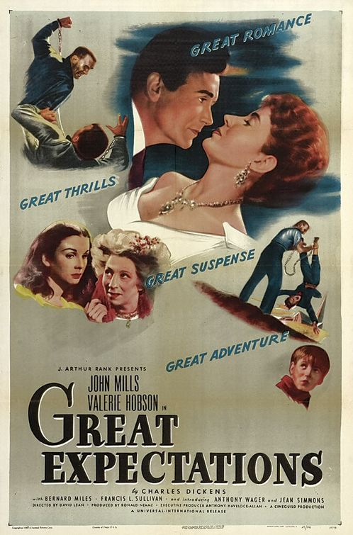 Большие надежды / Great Expectations / 1946 / DVDRip (RUS+ENG)