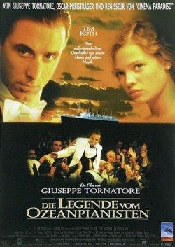 Легенда о пианисте / The Legend of 1900 / La leggenda del pianista sull'oceano (1998) DVDRip