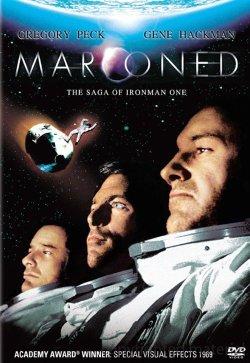 Потерянные / Marooned (1969) DVDRip (Rus+Eng)