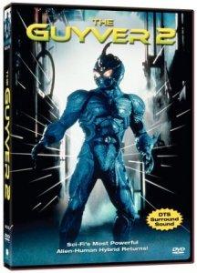 Гайвер 2: Темный герой / Guyver 2: Dark Hero (1994) DVDRip