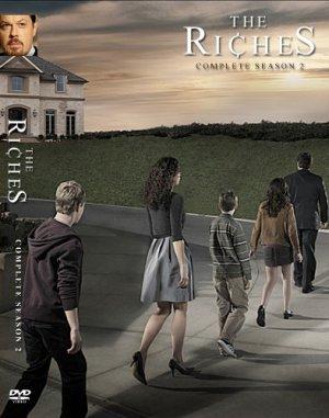 Богатство (Богатые: Семейство Ричей) / The Riches / 2 сезон (2007) DVDRip
