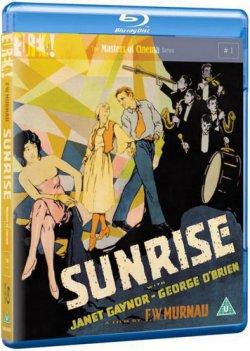 Восход солнца / Рассвет: Песня двух человек / Sunrise: A Song of Two Humans (1927) BDRip 720p