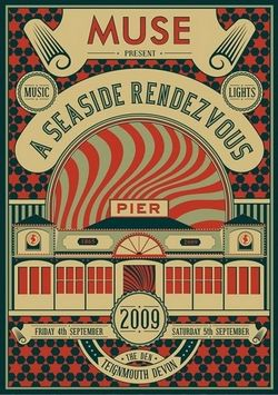 Muse - A Seaside Rendezvous (2009) HDTV 1080i