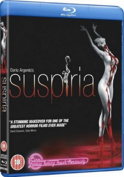Суспирия / Suspiria (1977) BDRip 1080p
