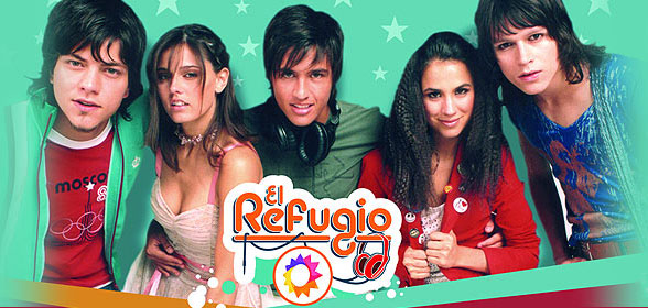 Там, где живут мечты (Убежище мечты) / El Refugio / 2006 / TVRip