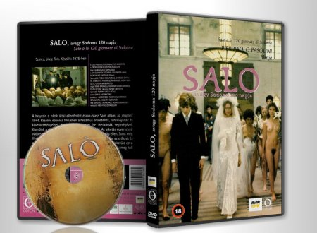 Сало, или 120 дней Содома / Salo o le 120 giornate di Sodoma  (1975)  DVD9 / DVDRip