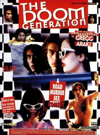 Поколение игры «Doom» (Поколение обреченных) / The Doom Generation (1995) DVDRip