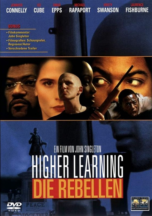 an introduction to the movie higher learning by john singleton My essay will be based upon director john singleton who theoretical auteur essay – task 2 fast 2 furious & higher learning john.