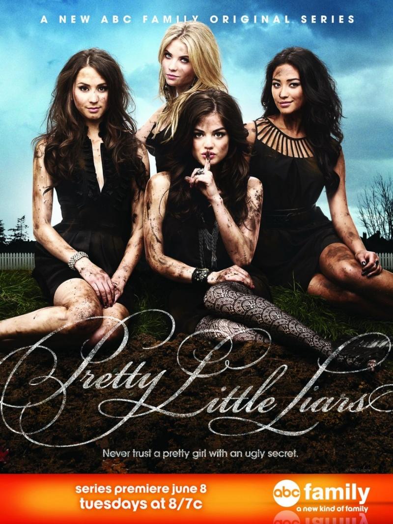 Милые обманщицы / Pretty Little Liars (1 сезон) HDTVRip