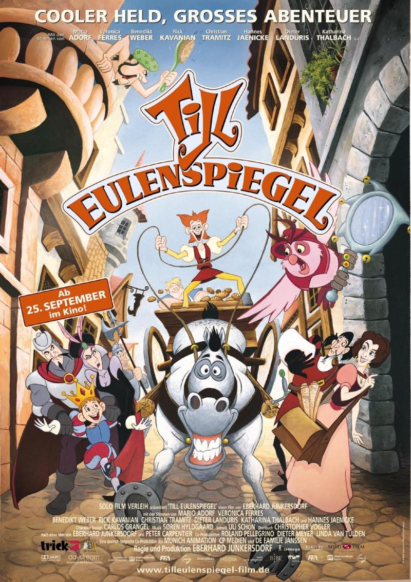 Тиль Уленшпигель / Till Eulenspiegel (2003) HDTVRip