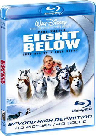 Белый плен / Eight Below (2006) HDRip