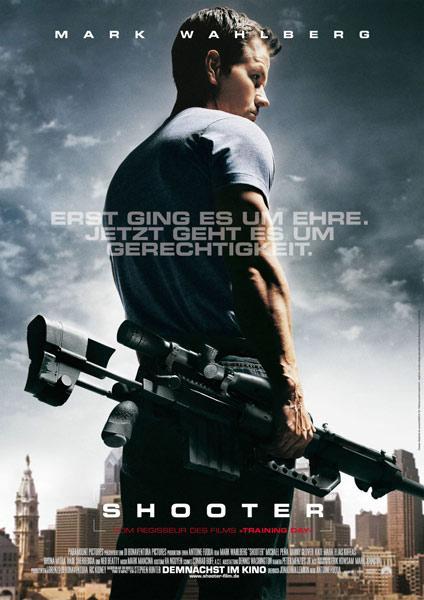 Стрелок / Shooter (2007) HDRip