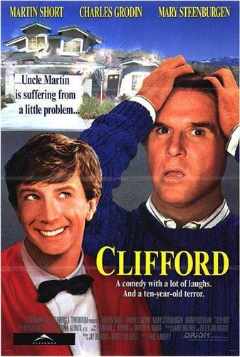 Клиффорд / Clifford / 1994 / 744.68 МБ / DVDRip