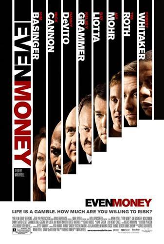 Крупная ставка / Пятьдесят на пятьдесят / Even Money / Jump Shot (2006 / 1.93 ГБ / DVDRip)