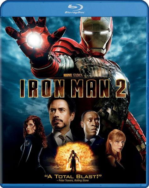 Железный человек 2 / Iron Man 2 (2010) HDRip