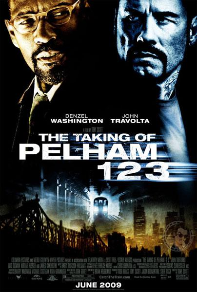 Опасные пассажиры поезда 123 / The Taking of Pelham 123 (2009) HDRip