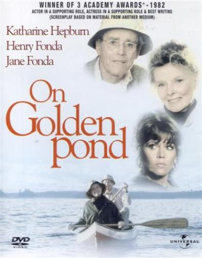 На золотом пруду / On Golden Pond (1981) DVDRip