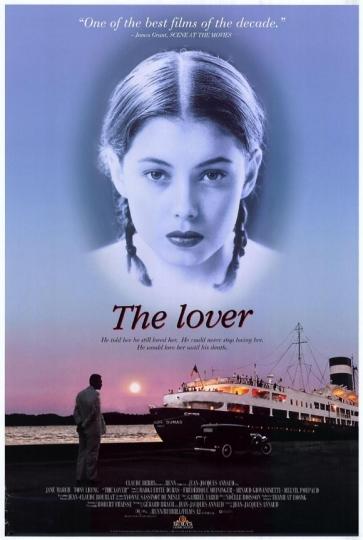 Любовник / The Lover (1992) DVDRip