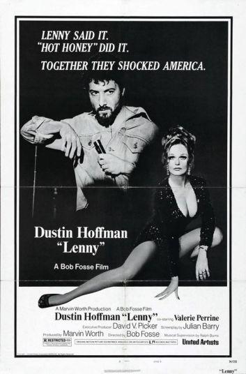 Ленни / Lenny (1974) DVDRip
