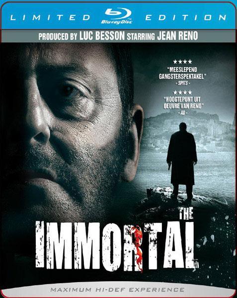 22 пули: Бессмертный / L'immortel (2010) HDRip