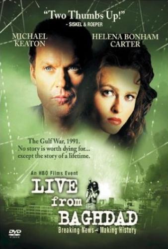 Из Багдада в прямом эфире / Live From Baghdad (2002) DVDRip