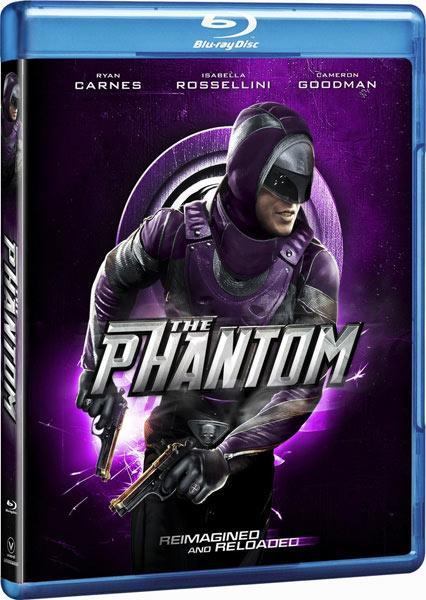 Призрак / The Phantom (2009) HDRip