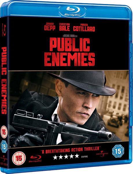 Джонни Д. / Public Enemies (2009) HDRip