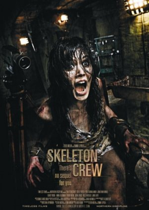 Команда скелетов / Skeleton Crew (2009/DVDRip/1400MB)