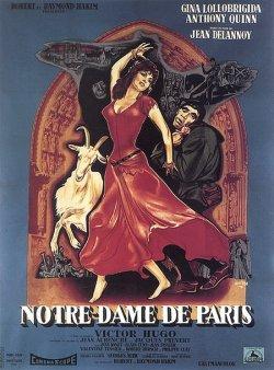 Собор Парижской богоматери / Notre-Dame de Paris (1956) DVDRip (x264)