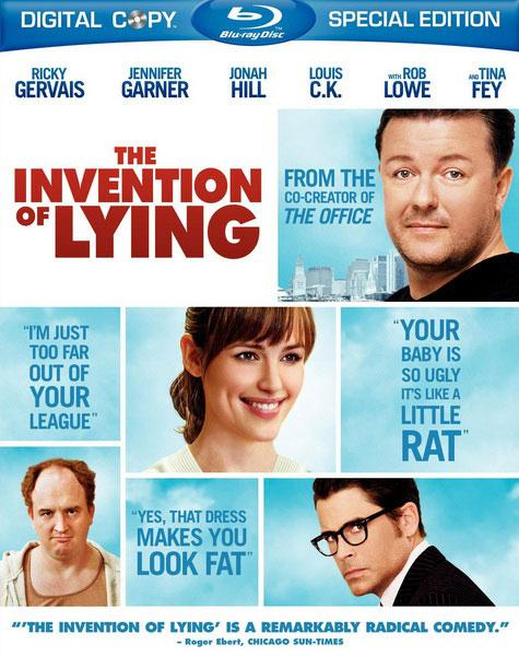 Изобретение лжи / The Invention of Lying (2009) HDRip