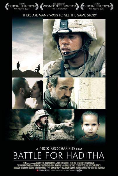 Битва за Хадиту / Battle for Haditha (2007/HDRip)