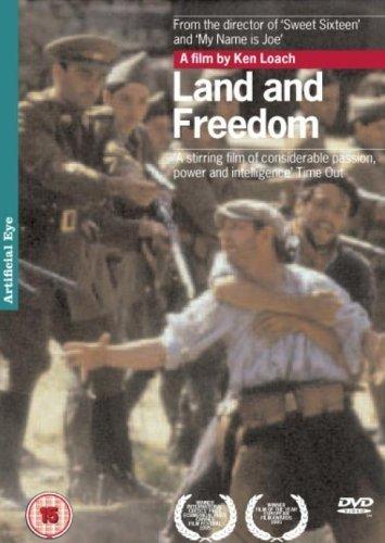 Земля и свобода / Land and Freedom (1995) DVDRip
