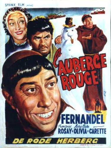 Красная харчевня / L'auberge rouge (1951) DVDRip