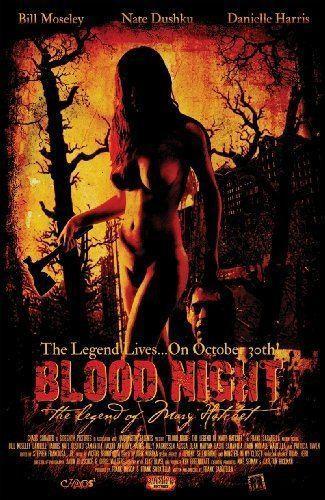 Кровавая ночь: легенда о Мэри Хэчет / Blood Night: The Legend of Mary Hatchet (2009) HDRip