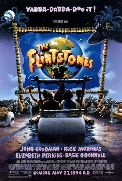 Флинтстоуны / The Flintstones (1994) HDTVRip 1080i