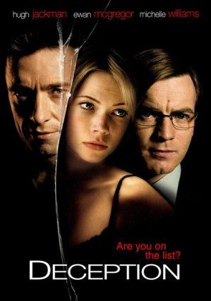 Список контактов / Deception (2008) BDRip + DVD5 + BDRip 1080p