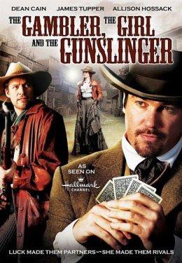 Игрок, девушка и стрелок / The Gambler, the Girl and the Gunslinger (2009/DVDRip)