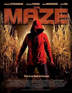 Лабиринт / The Maze (2010/DVDRip)