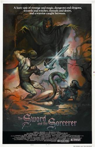 Меч и колдун / The Sword And The Sorcerer (1982 / DVDRip)