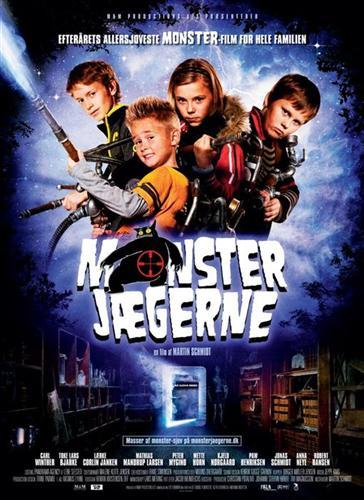 Охотники на монстров / Monsterjaegerne (2009) DVDRip