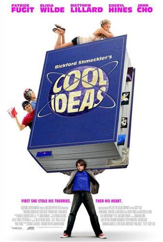 Гениальные идеи / Bickford Shmeckler's Cool Ideas (2006) DVDRip