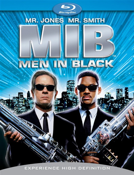 Люди в черном / Men in Black (1997) BDRip (AVC)