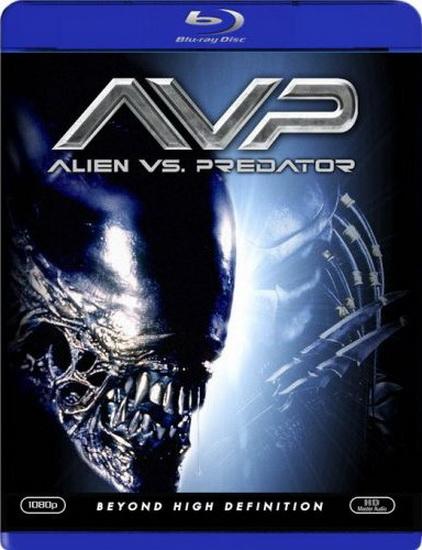 Чужой против Хищника / Alien vs. Predator (2004) BDRip (AVC)