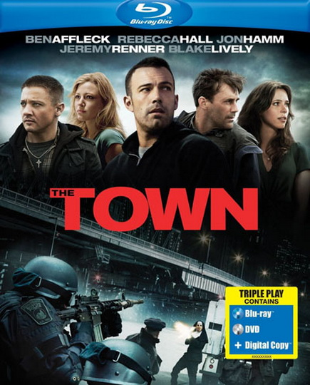 Город воров / The Town (2010) BDRip (AVC)