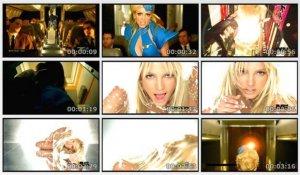 Britney Spears - Toxic (2004) клип в HD качестве