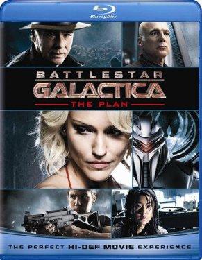 Звездный крейсер Галактика: План / Battlestar Galactica: The Plan (2009) HDRip