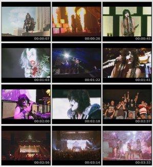 Kiss - Modern Day Delilah (2009) клип в HD качестве